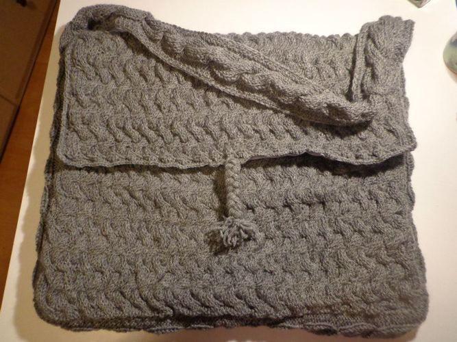 Makerist - Handtasche - Strickprojekte - 1