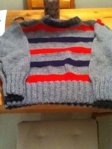 Makerist - Chandail - Créations de tricot - 1