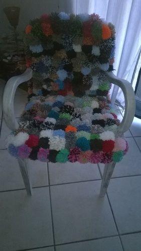 Makerist - chaisse en ponpob - Autres créations - 1