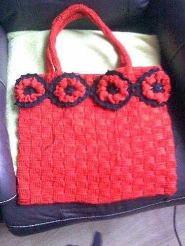 Makerist - sac - Créations de crochet - 1