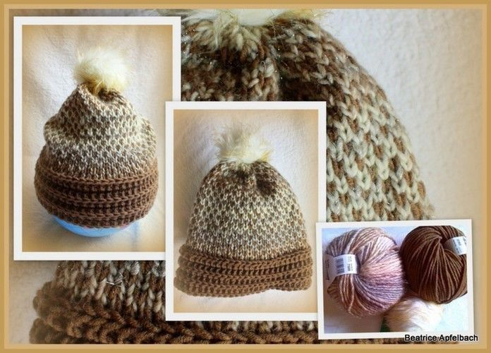 Makerist - Bobcap - Strickprojekte - 1
