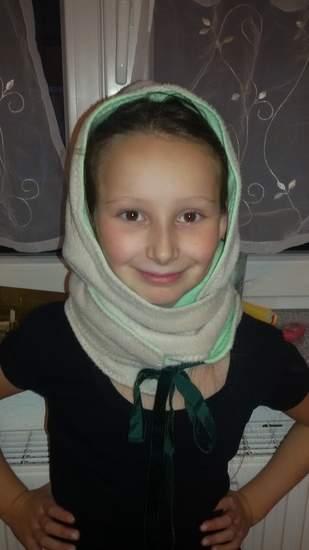 Mützen-Schal