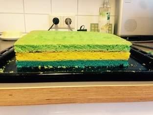 Pound Cake zum Geburtstag