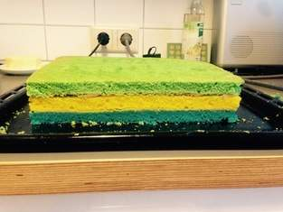 Makerist - Pound Cake zum Geburtstag - 1