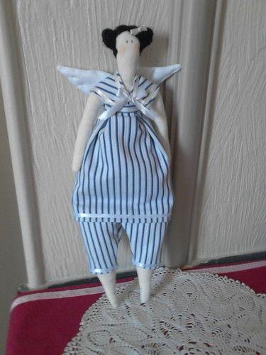 """Makerist - poupée """"tilda"""" - Créations de couture - 1"""