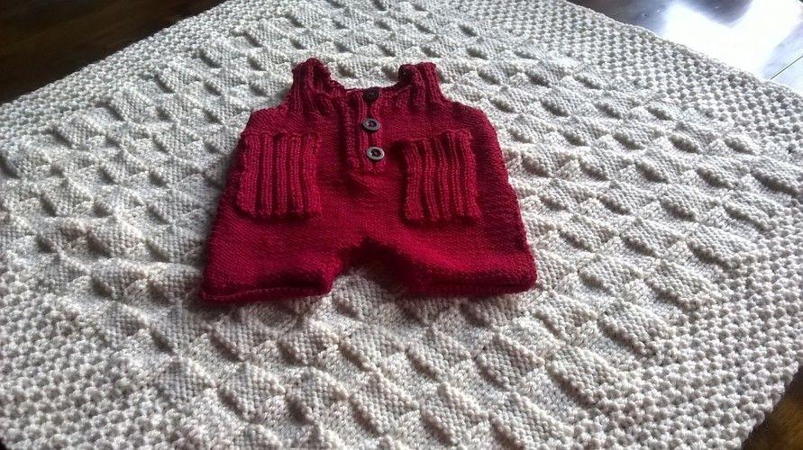 Makerist - cadeau BB - Créations de tricot - 1