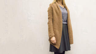 Makerist - Strickjacke Nina - 1