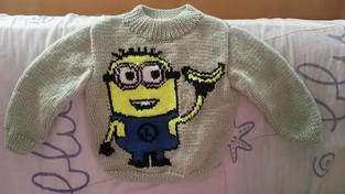 Makerist - PULL MINION - 1