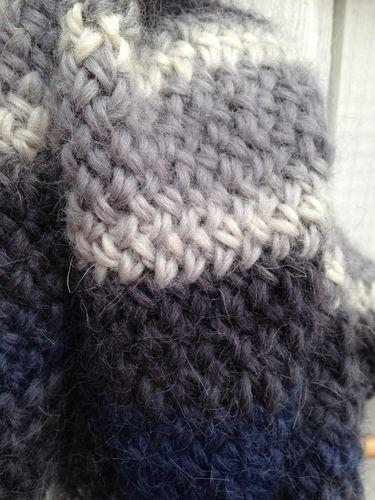 "Makerist - Loop ""Shades of Grey"" - Strickprojekte - 3"