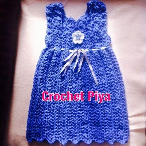 Makerist - Piya en bleu - Créations de crochet - 1