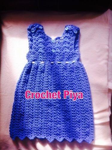 Makerist - Piya en bleu - Créations de crochet - 2
