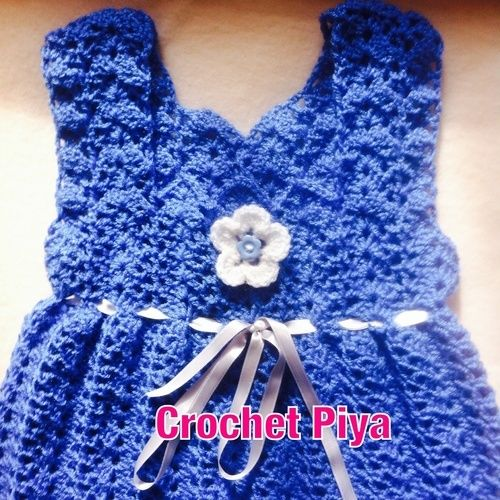 Makerist - Piya en bleu - Créations de crochet - 3