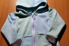 Makerist - Sweatjacke für meinen 2jährigen - 1