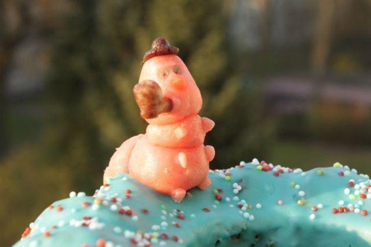 Makerist - Die Raupe auf dem Pilz - Kuchen - Torten, Cake Pops und Cupcakes - 2