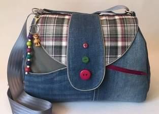 Makerist - April Love aus Jeans und Lieblingsstoffen - 1