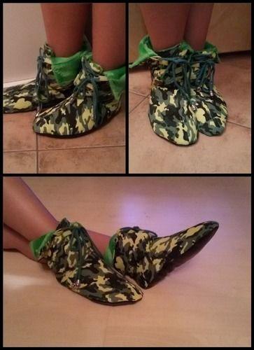 Makerist - Meine ersten genähten Schuhe  - Nähprojekte - 1