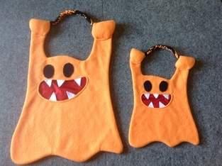 Makerist - Halloweentasche - 1