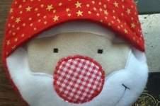 Makerist - Weihnachtsmann in der Kugel  - 1