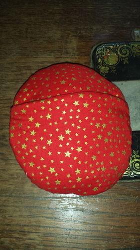 Makerist - Weihnachtsmann in der Kugel  - Nähprojekte - 3