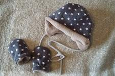 Makerist - Baby Wintermütze + Handschuhe - 1