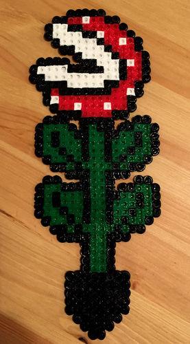Makerist - Blume für einen SuperMario-Fan - DIY-Projekte - 1