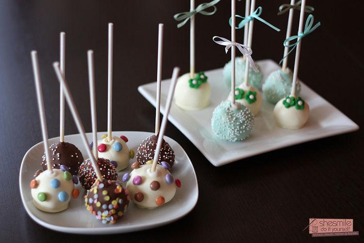 Makerist - Cake Pops backen mit Lilli - Torten, Cake Pops und Cupcakes - 1