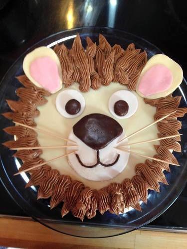 Makerist - sweet lion - Torten, Cake Pops und Cupcakes - 1