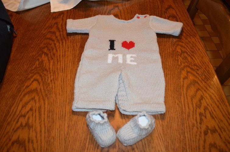 Makerist - conbinaison bébé - Créations de tricot - 1