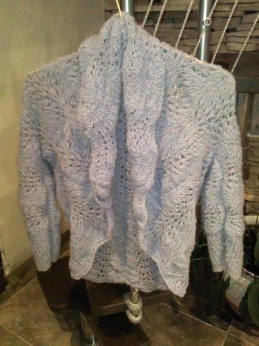 Makerist - veste fluide - Créations de tricot - 1