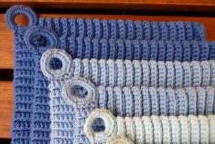 Makerist - noch mehr schöne Baumwoll Topflappen - 1