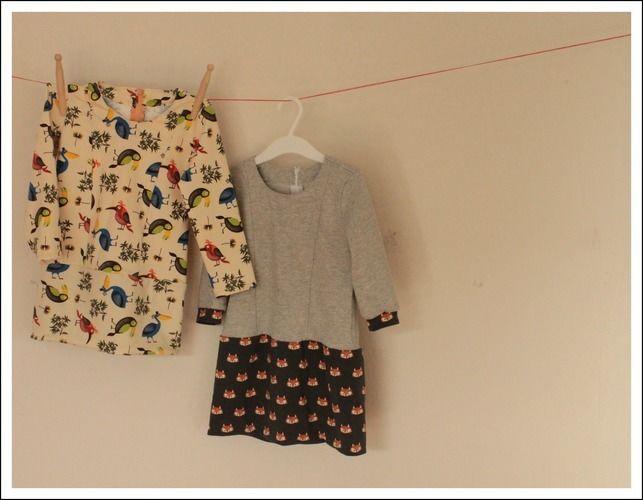 Makerist - noch ein Herbstkleid - Nähprojekte - 3