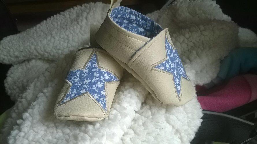 Makerist - Mes jolis chaussons - Créations de couture - 1