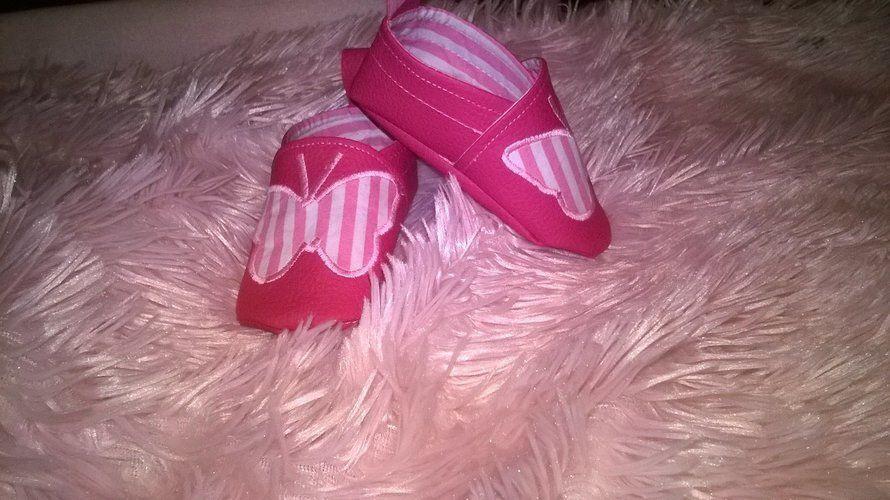 Makerist - Mes jolis chaussons - Créations de couture - 2