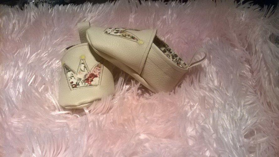 Makerist - Mes jolis chaussons - Créations de couture - 3