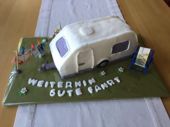 Makerist - Zum 60.Geburtstag - Torten, Cake Pops und Cupcakes - 1