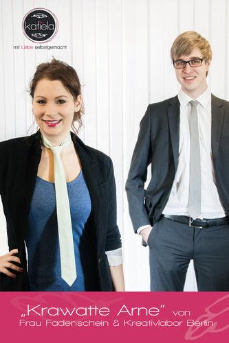 Makerist - Krawatten für alle!!! - Nähprojekte - 1
