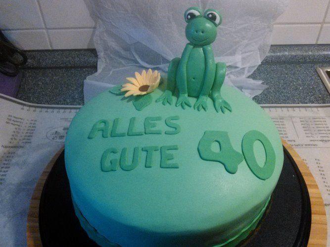 Makerist - Geburtstagstorte mit Fondant - Torten, Cake Pops und Cupcakes - 1