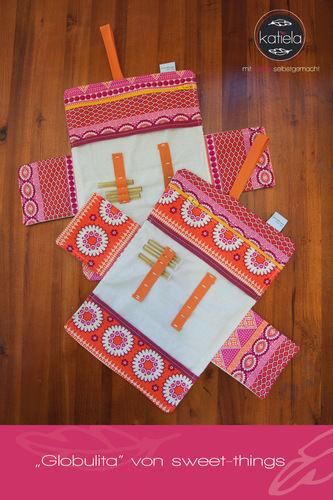 Makerist - Globulinotfalltasche, aber auch viel mehr :) - Nähprojekte - 2