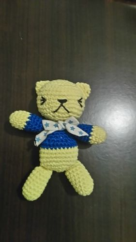 Makerist - Yellow doudou  - Créations de crochet - 2