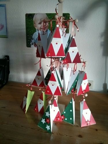 Makerist - Adventskalender - DIY-Projekte - 1