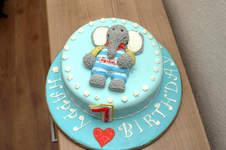 Makerist - Torte zum 1. Geburtstag - 1