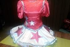 Makerist - Mariechen Kostüm aus Satinstretch - 1