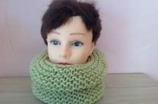 Makerist - SNOOD OU TOUR DE COU - 1