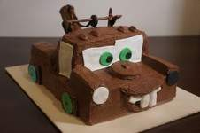 Makerist - Hook (Disneys Cars) Kindergeburtstags Torte - 1