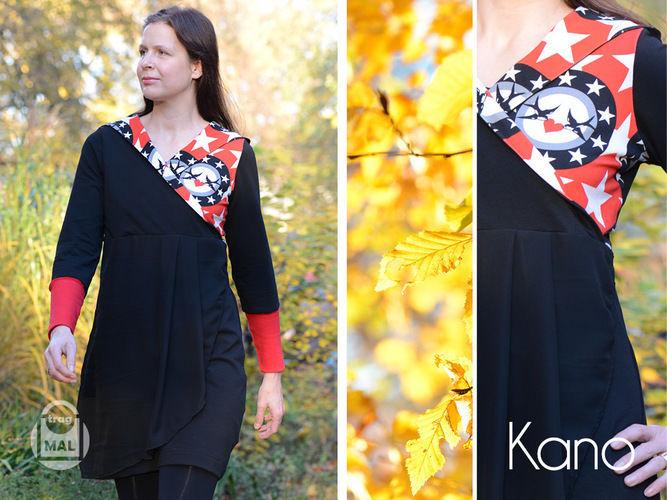 Makerist - KANO (Still-) Kleid oder Tunika - Nähprojekte - 1