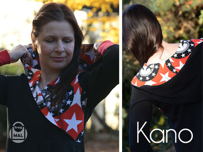 Makerist - KANO (Still-) Kleid oder Tunika - Nähprojekte - 2