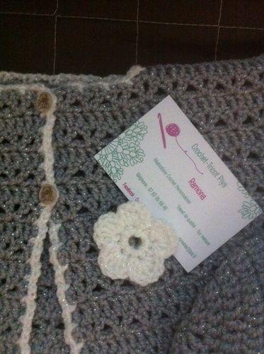 Makerist - Bluse Piya - Créations de crochet - 3