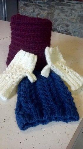 Makerist - parée pour l'hiver - Créations de tricot - 1