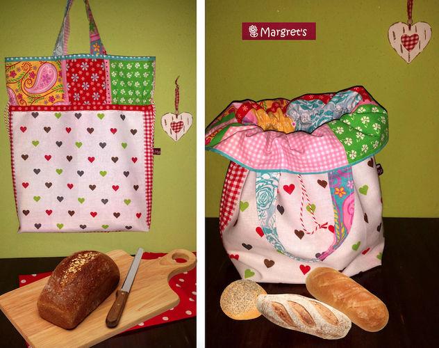 Makerist - Brot- und Semmelsackerl - Nähprojekte - 1