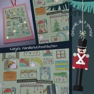 Makerist - Adventskalender - 1